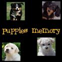 Puppies Memory Game logo