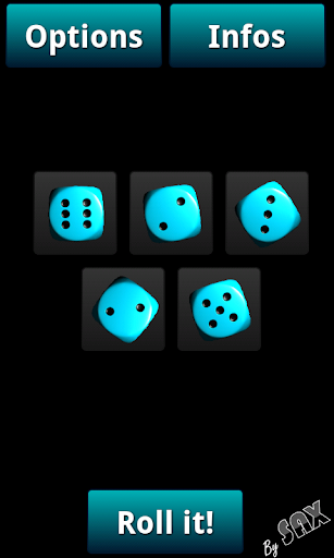 Dice by SAX