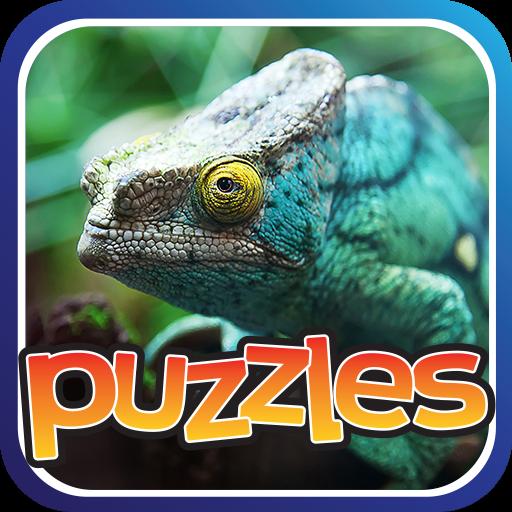 蜥蜴爬行動物 - 免費益智 解謎 App LOGO-APP開箱王