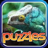 Lizards & Reptiles Free Puzzle