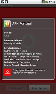 APN Portugal - screenshot thumbnail