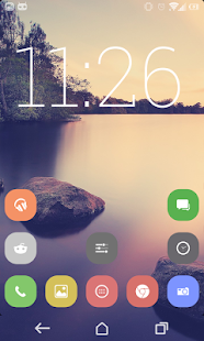 PrimeScapes Flat Icon Pack - screenshot thumbnail
