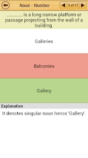 Grammar Express : Nouns- screenshot thumbnail