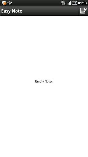Easy Notepad