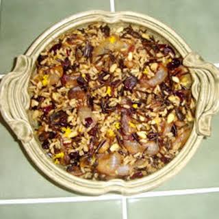 Harvest Rice Dish.