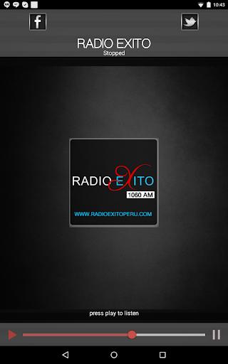 RADIO EXITO PERU 1060AM
