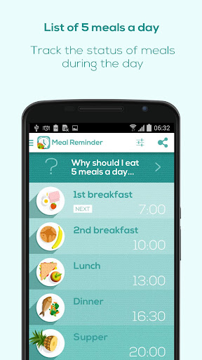 Meal Reminder - Weight Loss
