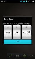Screenshot of Love Days