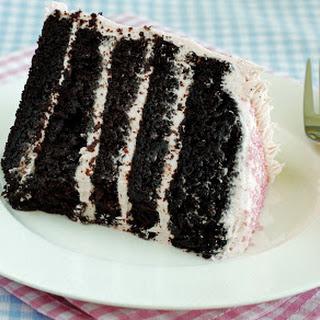 Moist Chocolate Cake- One Bowl Cake.