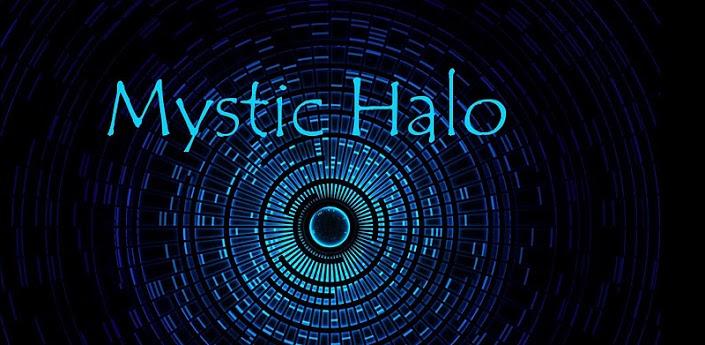 Скачать Mystic Halo Live Wallpaper - абстрактные живые обои для андроид