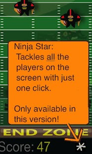 Football Ninja Pro- screenshot thumbnail