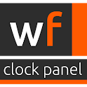 WooDFox Clock Panel Lite logo
