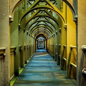 High Level Bridge Newcastle by Neil Sturgeon - Buildings & Architecture Bridges & Suspended Structures