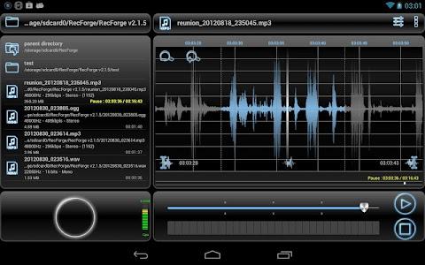 RecForge Pro - Audio Recorder v2.1.15