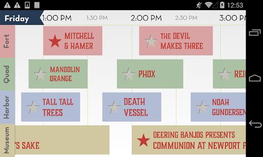 Newport Folk Festival - screenshot thumbnail