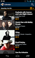 Screenshot of Rhapsody Concerts