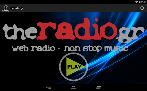 Theradio.gr - screenshot thumbnail