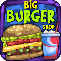 Big Burger Shop Match 3 Puzzle icon