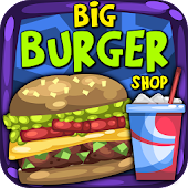 Big Burger Shop Match 3 Puzzle