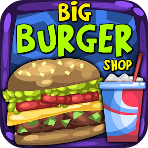Big Burger Shop Match 3 Puzzle for PC and MAC