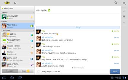IM+ Screenshot 6