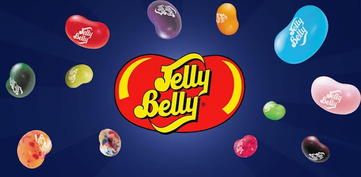 Jelly Belly Jelly Beans Jar
