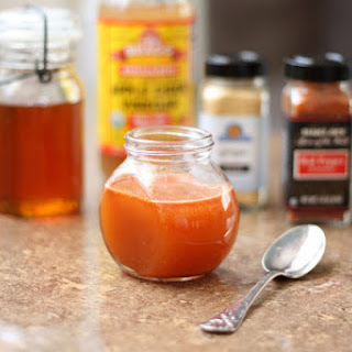 Homemade Cough Remedy.