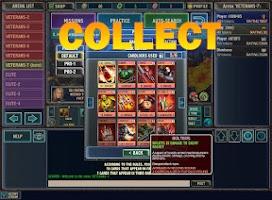 Screenshot of Battle Cards