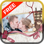 Romantic Photo Frames Camera