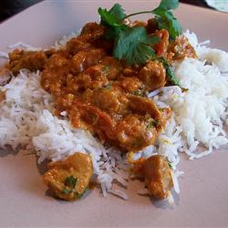 Indian-Style Butter Chicken (Murgh Makhani).