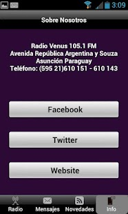 Radio Venus - screenshot thumbnail