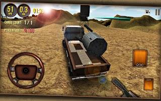 Screenshot of Cargo Truck Driver 3D 2014