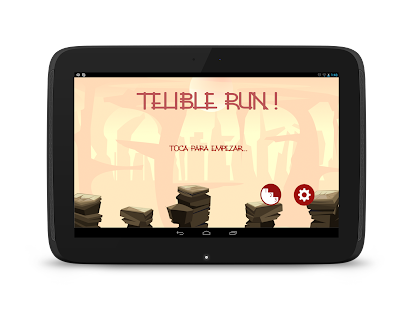 Telible Run: miniatura de captura de pantalla