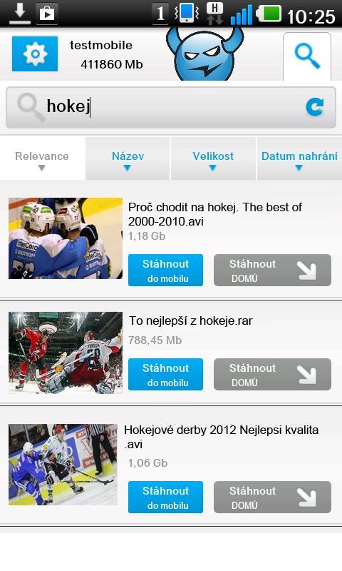 HellSpy.cz - screenshot