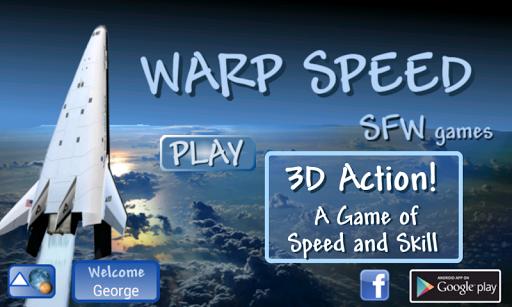 Warp Speed Extended
