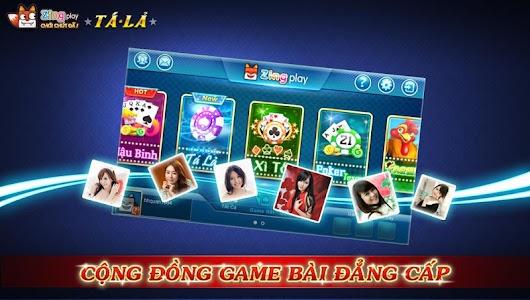 Game choi bai phom ta la online