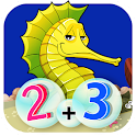 Kids Number and Math Learning icon