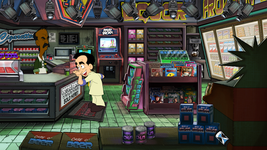 Leisure Suit Larry: Reloaded Screenshot 6