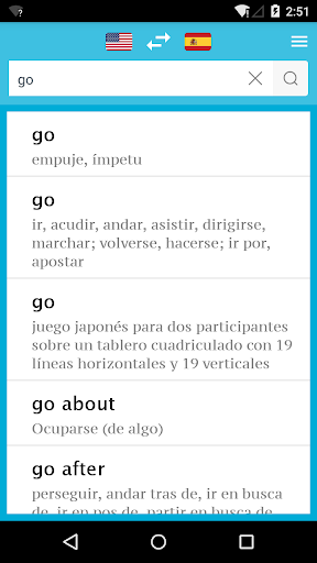 英語西班牙語字典