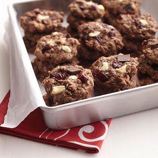 Chocolate Chunk Cherry Cookies.