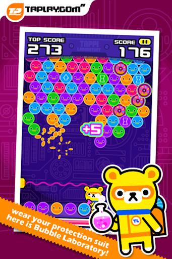 Tappi Bear - Tappi Bubble