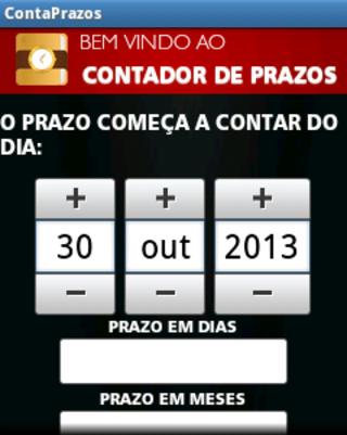 ContaPrazos Free