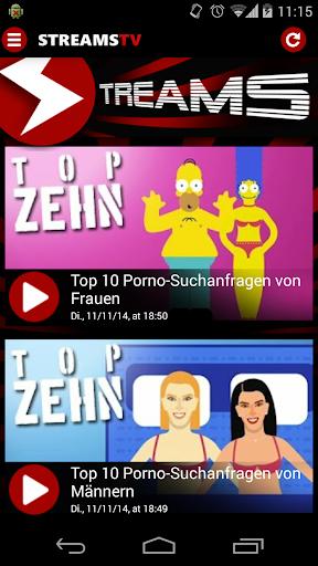 Streams TV