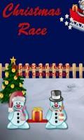 Screenshot of Christmas Race