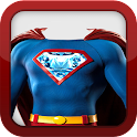 Super Hero Man Face Changer icon