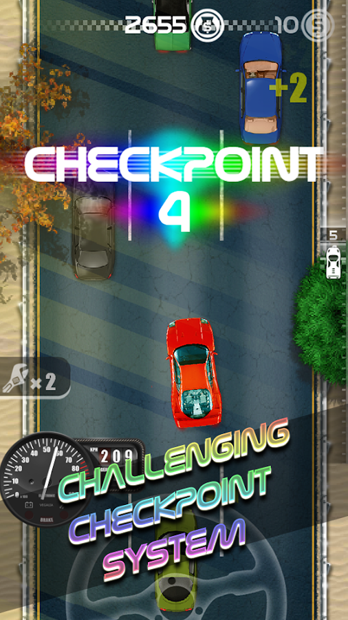 Dusk Racer: Super Car Racing - screenshot