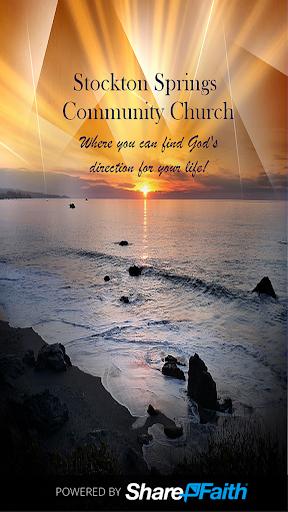 Community Church Stockton Spr.