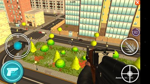Sniper: Traffic Shooter