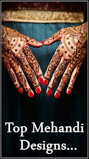 Top Mehandi Designs