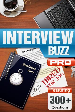 Interview Buzz - screenshot
